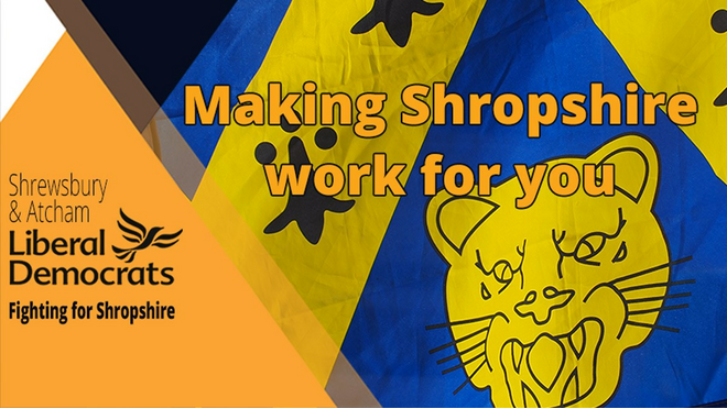 Making Shropshire work for you